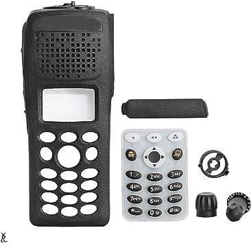 PMLN4794 Black Replacement Front Housing case fit Motorola XTS2500