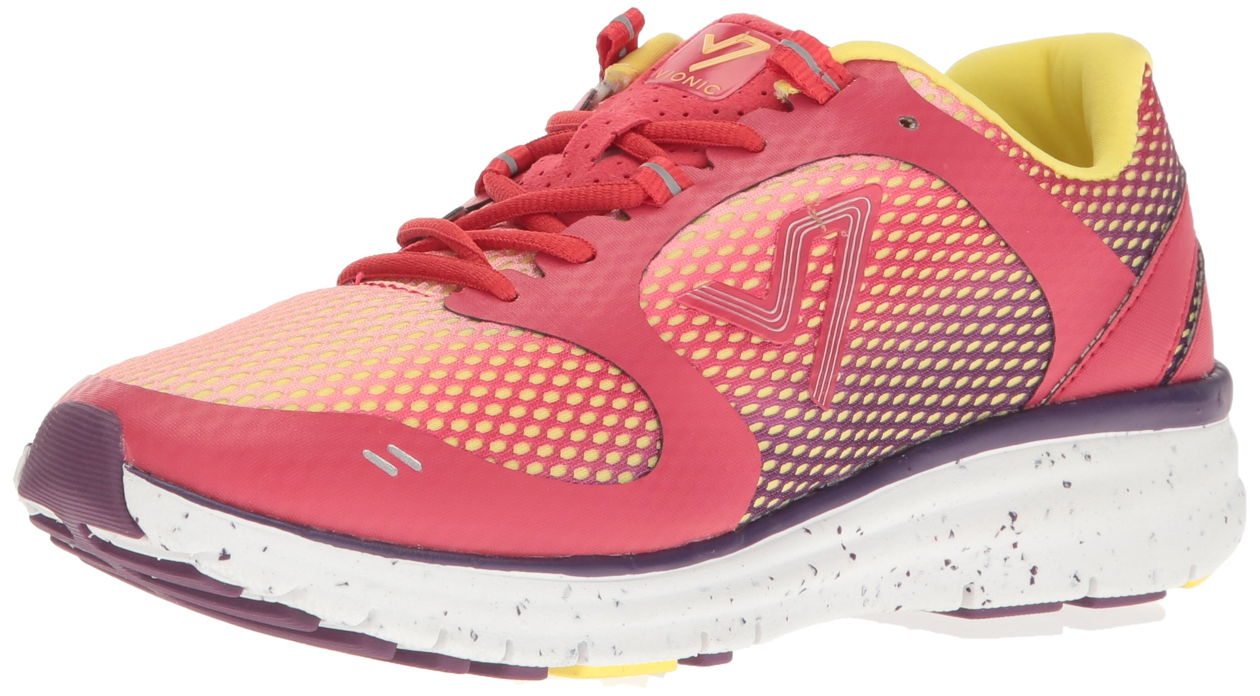 Vionic Women's Elation Active Sneaker Pink Ombre 8.5 M by Vionic