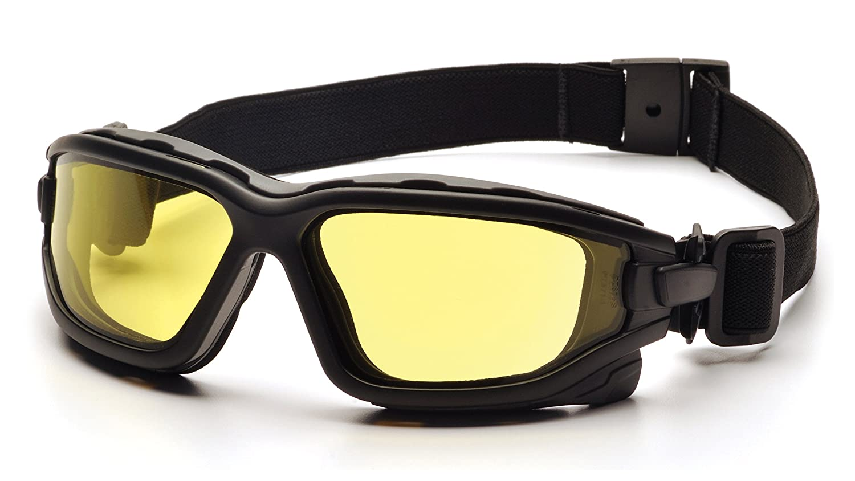 Pyramex I de Force Delgado deportivo Dual de ventana Anti-Fog –  Objetivo –  Gafas protectoras de Pyramex con lentes transparentes antivaho dobles. de diseñ o delgado I-Force Slim