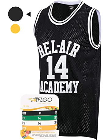 d4eada202103 AFLGO Fresh Prince of Bel Air  14 Basketball Jersey S-XXXL – 90 s Clothing