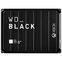 WD_BLACK 5 TB P10 Game Drive voor Xbox One voor On-The-Go toegang tot uw Xbox Game-bibliotheek
