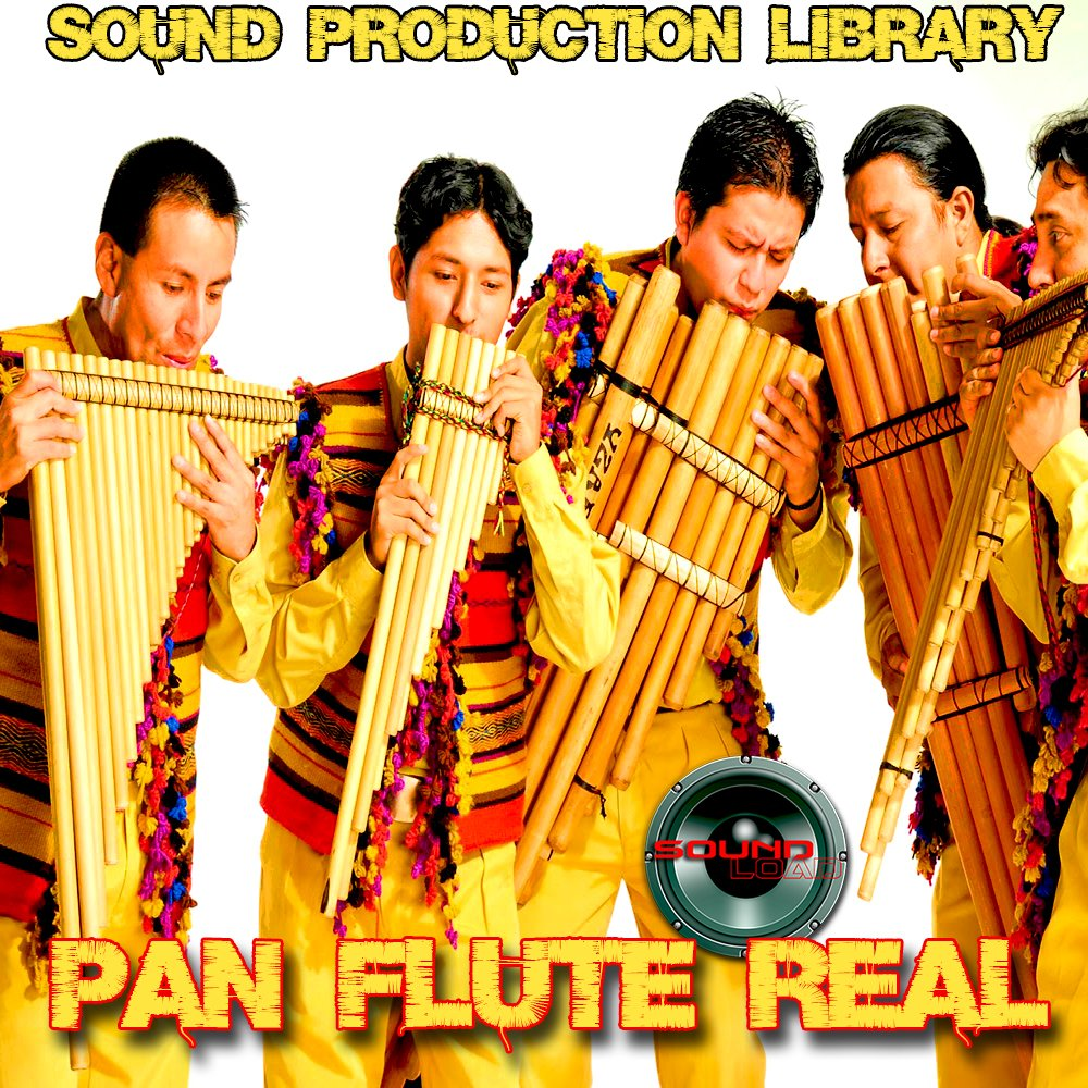 Pan Flute Real - unique Perfect Wave/Kontakt 24bit Multi-Layer Samples Library on 2 DVD or download