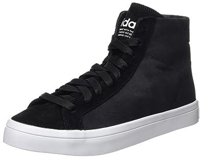 4eaaf06b44530b adidas Damen Court Vantage Mid High-Top