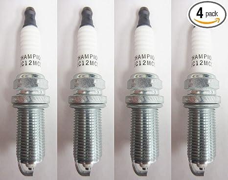 Pack of 1 Champion REC12MCC4 Copper Plus Spark Plug 446