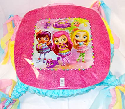 Amazon.com: Little charmers, Rosa y Morado Fiesta de ...
