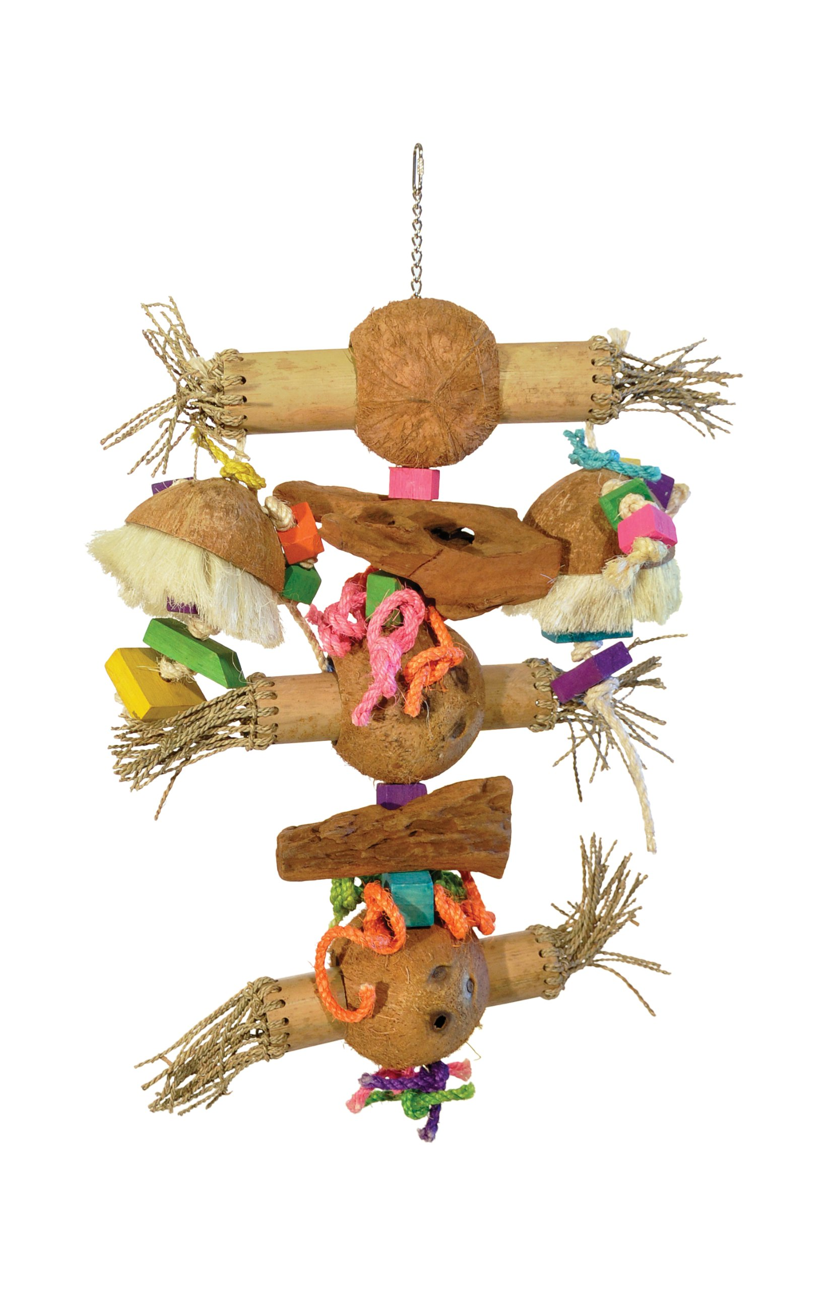 Prevue Pet Products 62474 Bodacious Bites Bamboo Shoots Bird Toy by Prevue Pet Products