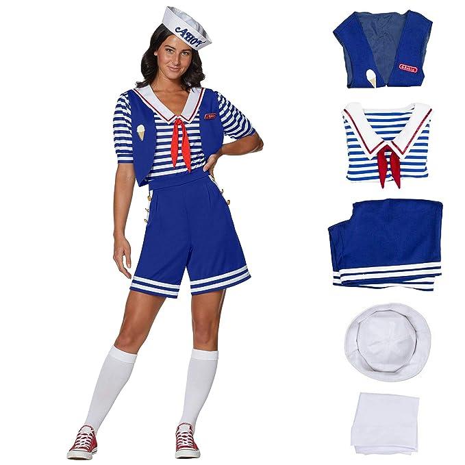 Amazon.com: Disfraz de Robin Scoops Ahoy de HOMELEX, cosplay ...