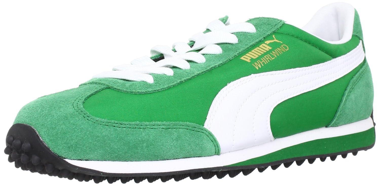 Puma Whirlwind Classic 351293, Herren Sneaker, Grün (Amazon-White 41), EU 46 (UK 11) (US 12): Amazon.es: Zapatos y complementos