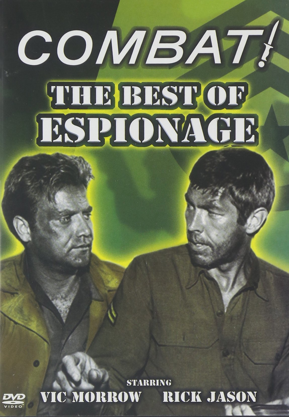 Combat! The Best of Espionage by Image Entertainment