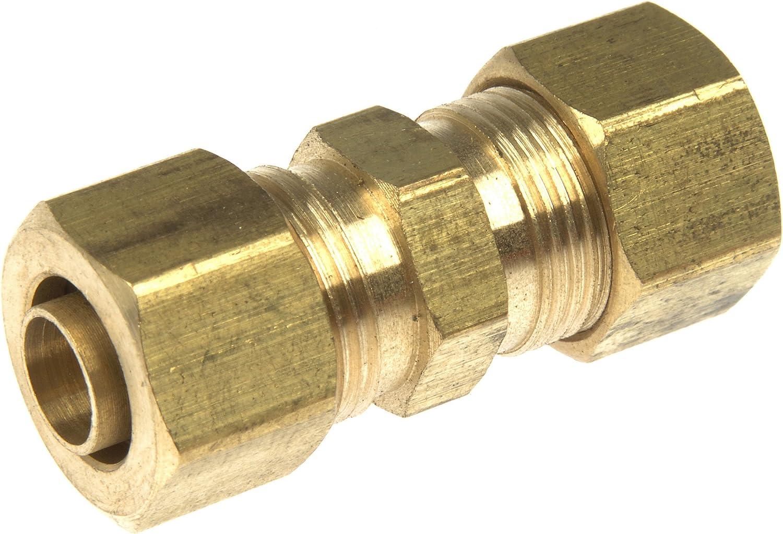 Dorman 800-226 Fuel Line Compression Union Adapts Nylon to Nylon Tube Pack of 5