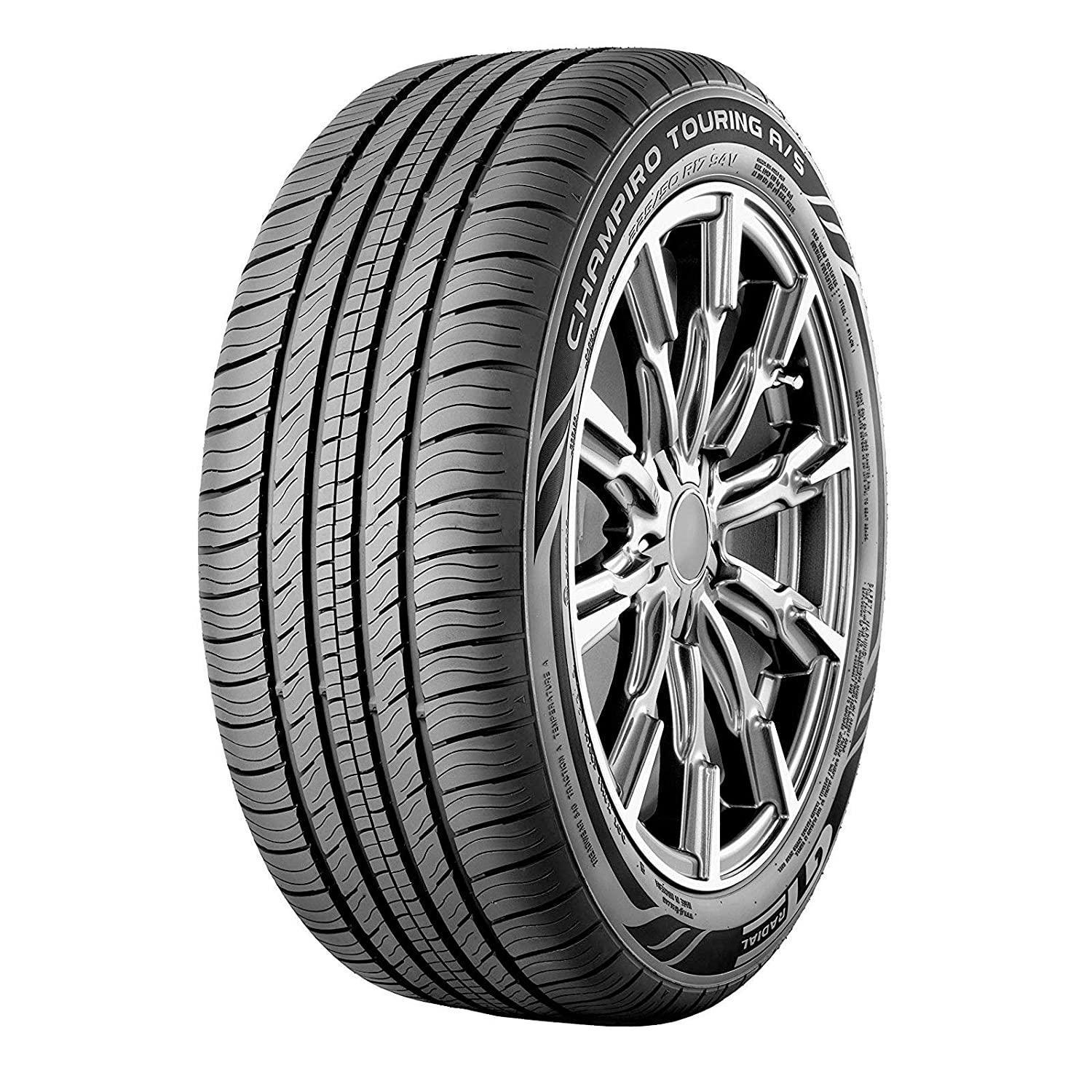GT Radial Champiro Touring A/S all_ Season Radial Tire- One Size 102H