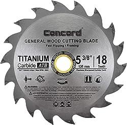 Concord Blades WCB0538T018HP