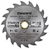 Concord Blades WCB0538T018HP 5-3/8-Inch 18 Teeth