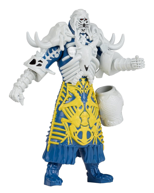 Power Rangers Dino Charge 5 Villain Bones Action Figure Bandai America Incorporated 42225