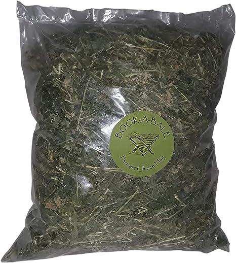500 g Heno de Alfalfa de Calidad - Fresco directamente del ...