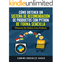 Cómo obtener un sistema de recomendación de productos con Python de forma sencilla.: Minería de datos con Python