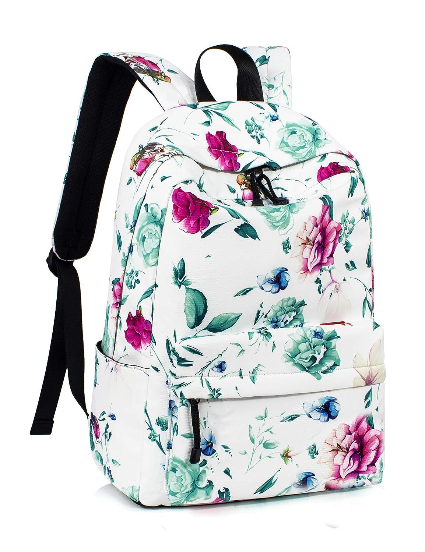 Leaper Stylish School Backpack Bookbags College Bags Satchel Travel Bag Daypack