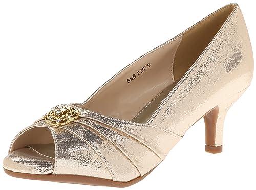 db0911034d3 Dyeables Women s Kristin Dress Pump  Amazon.co.uk  Shoes   Bags