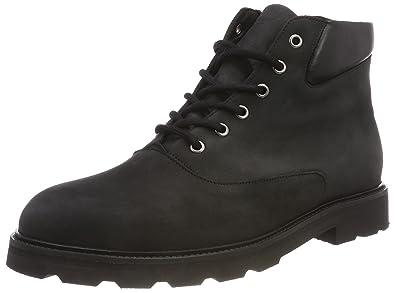 Tediq Desert Boots Noir Midcut 43 Eu Homme Republiq Royal Hiker Nubuck black Oxford 01 XqwwarZ