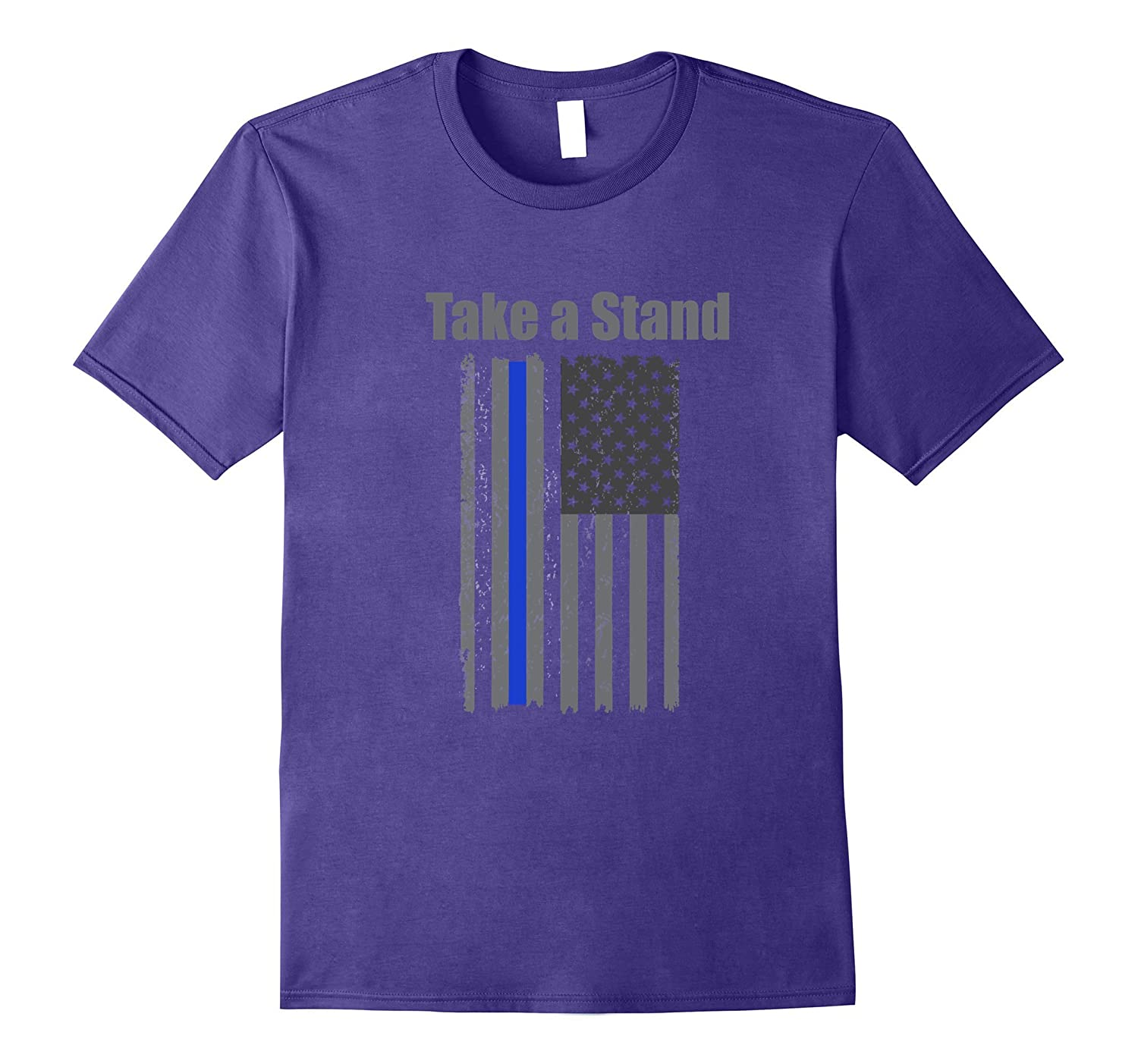 Take A Stand For The National Anthem Shirt-FL