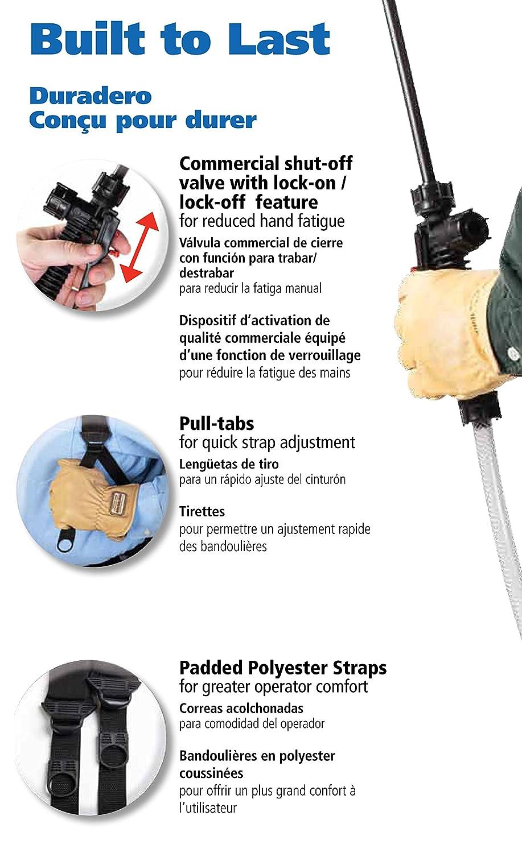 Amazon.com : Solo 473-diaphragm Pump 3-Gallon Professional Backpack Sprayer, for Bleach & Wettable Powders, Ergonomic Design : Lawn And Garden Sprayers ...