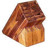 WUSTHOF Block Knife Storage, One Size, Acacia