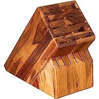Wusthof 17-Slot Acacia Knife Block