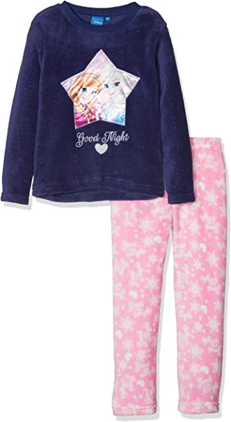 Disney Frozen Good Night Conjuntos de Pijama para Niñas