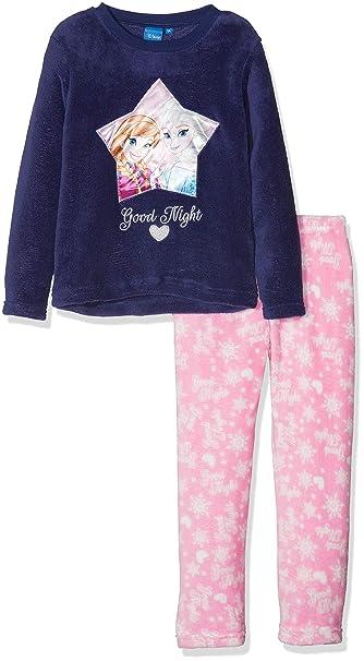 Disney Frozen Good Night, Conjuntos de Pijama para Niñas: Amazon.es: Ropa y accesorios