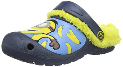 MINIONS Jungen Boys Kids Sandals and Mules Clogs