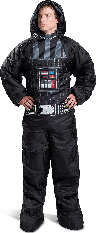 SelkBag Darth Vader portátil Saco de Dormir: Amazon.es: Deportes y aire libre