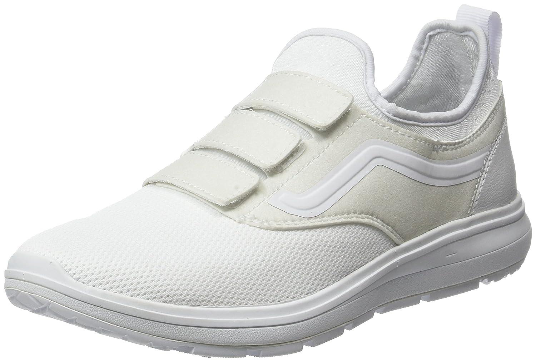 Vans UA ISO Priz, Zapatillas Unisex Adulto 45 EU|Blanco (Mono White)