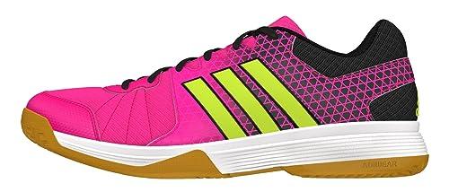 adidas Ligra 4 W, Zapatillas de Voleibol para Mujer, Rosa (Rosimp/Seliso