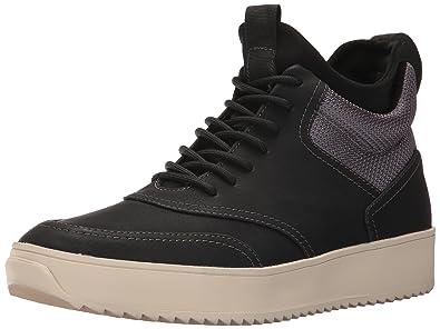 a888ed81556 Steve Madden Men s Zerodawn Fashion Sneaker Black 12 UK US Size Conversion  ...