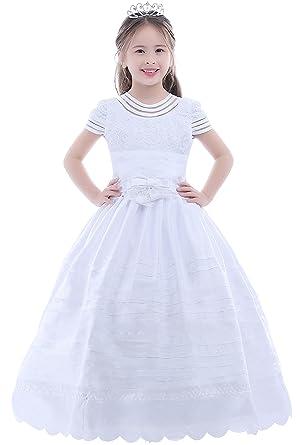 White First Communion Dresses