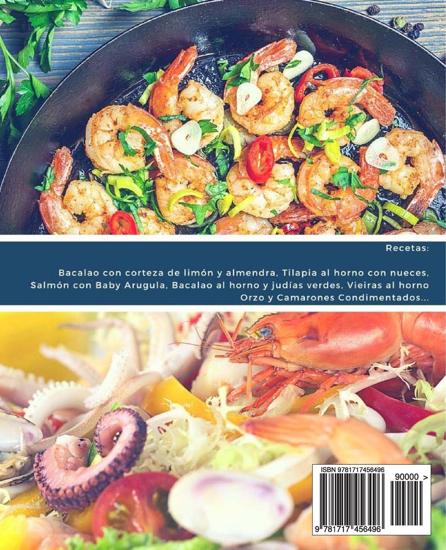 54 Sabrosas Recetas de Mariscos: Recetas sencillas y saludables de mariscos para cada ocasión (Volume 1) (Spanish Edition): Mattis Lundqvist: 9781717456496: ...