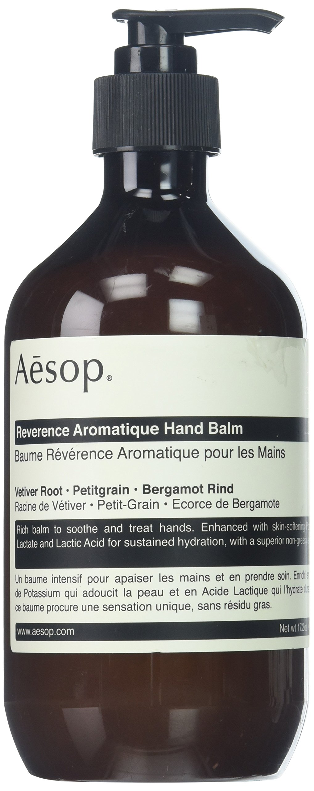 Aesop Reverence Aromatique Hand Balm, 17.2 Ounce