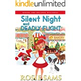 Silent Night and Deadly Flight (Bakers and Bulldogs Mysteries Book 5)
