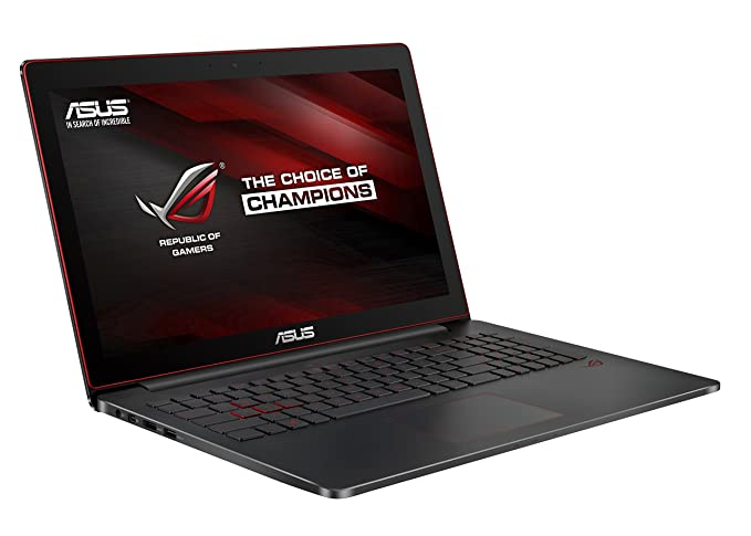 ASUS ROG G501JW-DS71 15 6-Inch UHD Gaming Laptop, GeForce GTX 960M 4GB  Discrete Graphics (512 GB SSD, 16 GB RAM, Core i7)