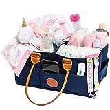 Unique Baby Diaper Caddy Organizer- Nursery Station