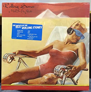 Image result for rolling stones made in the shade vinyl