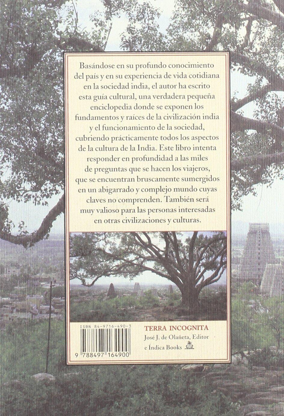 La India Por Dentro (Terra Incognita): Amazon.es: Álvaro Enterria: Libros
