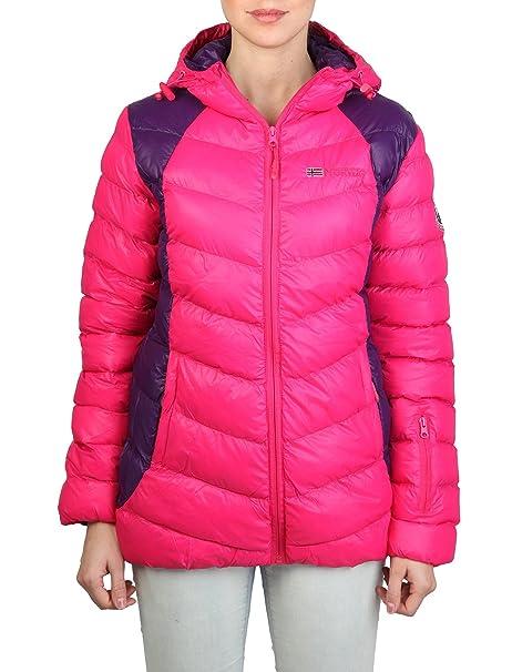 bastante baratas los recién llegados patrones de moda GEOGRAPHICAL NORWAY chaqueta mujer Anais rosa - mujer - L ...