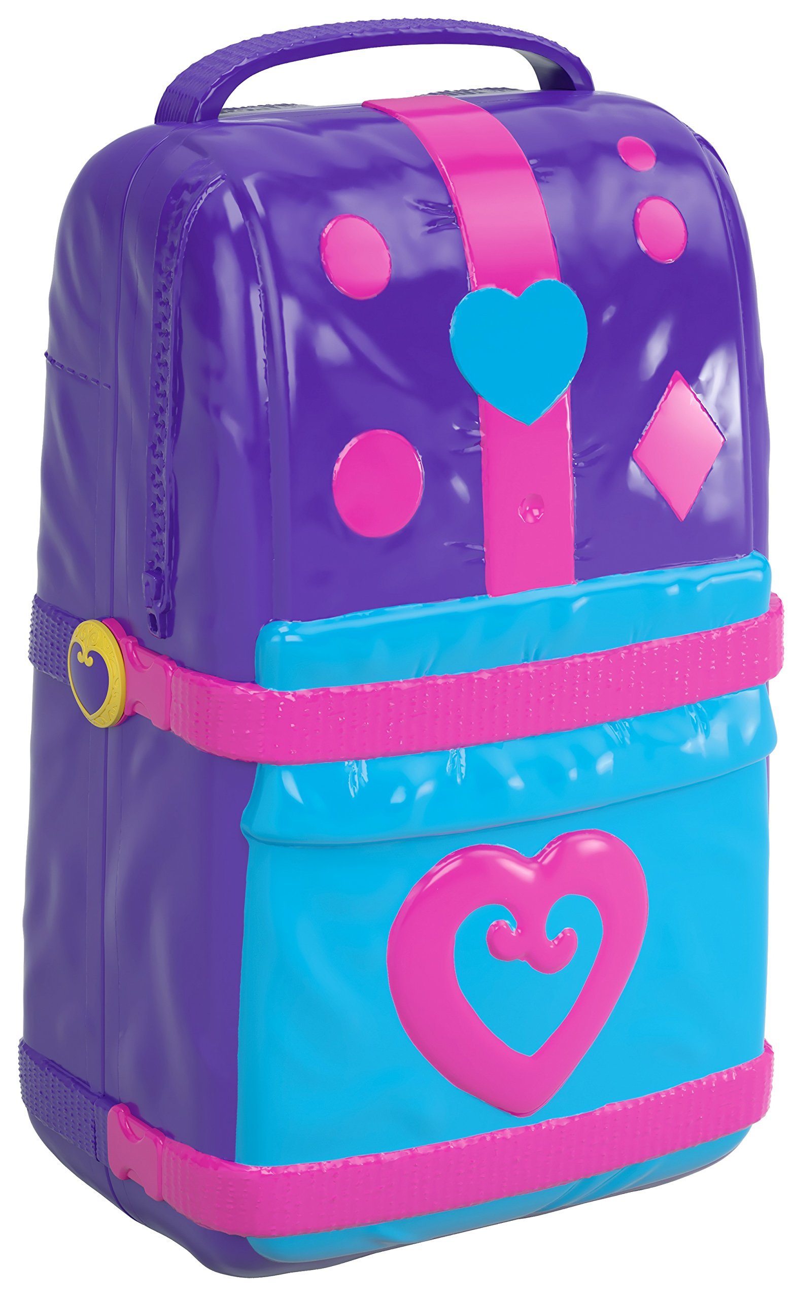 Polly Pocket Beach Vibes Figure, Multicolor by Polly Pocket (Image #7)