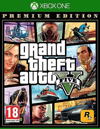 Grand Theft Auto V: Premium Edition - Xbox One [Importación ...