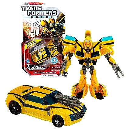 Amazon com: Hasbro Year 2011 Transformers Robots in Disguise