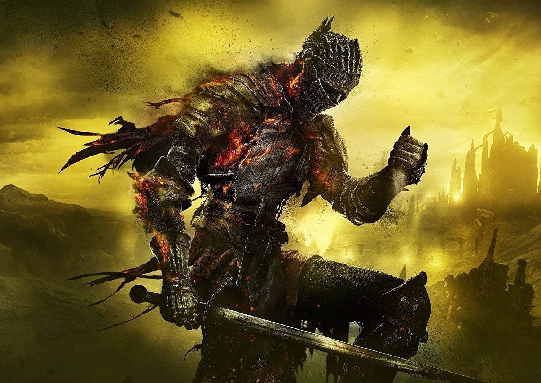 Dark Souls 3 Poster: Amazon.es: Hogar