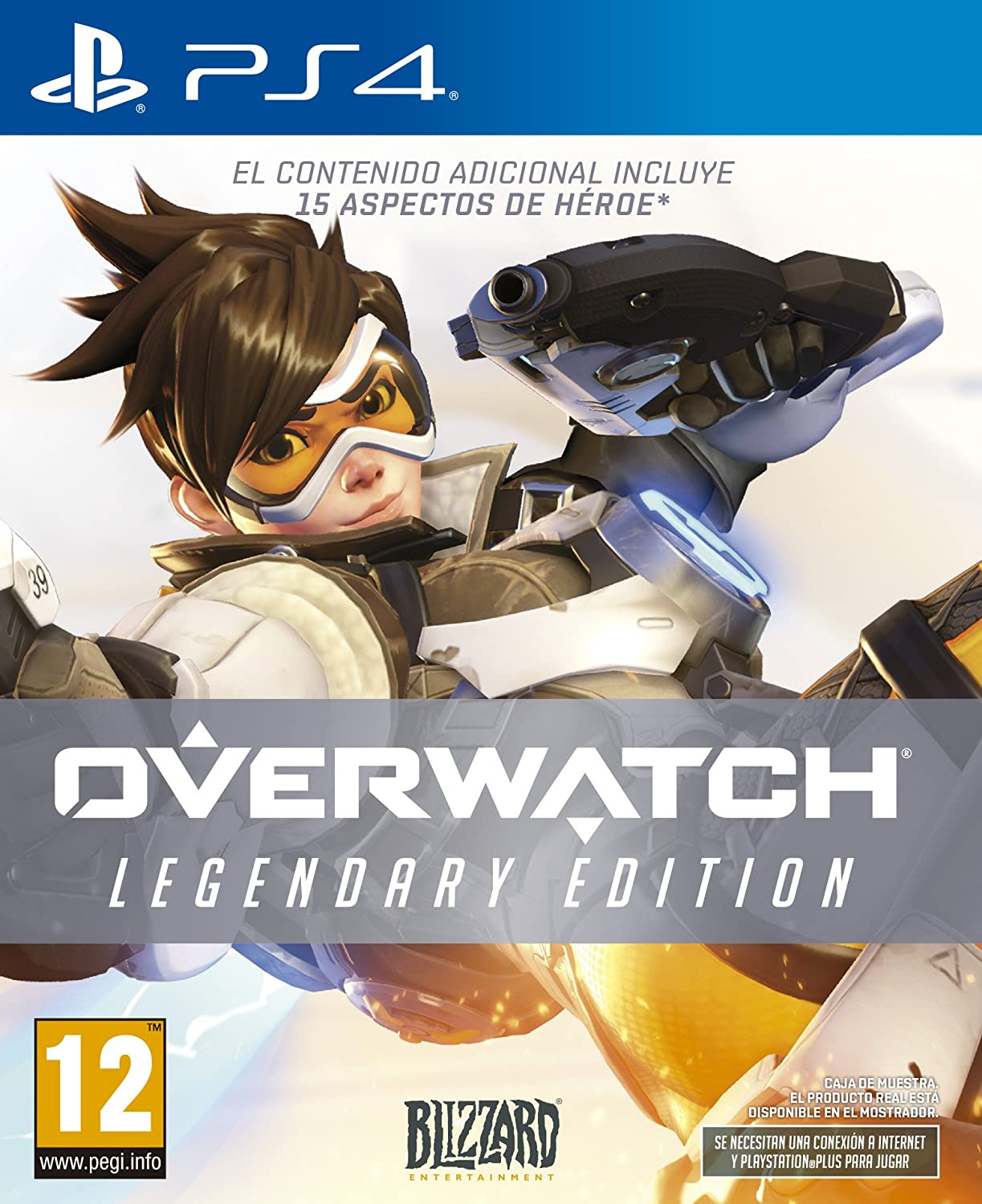 Overwatch Legendary: PlayStation 4: Amazon.es: Videojuegos