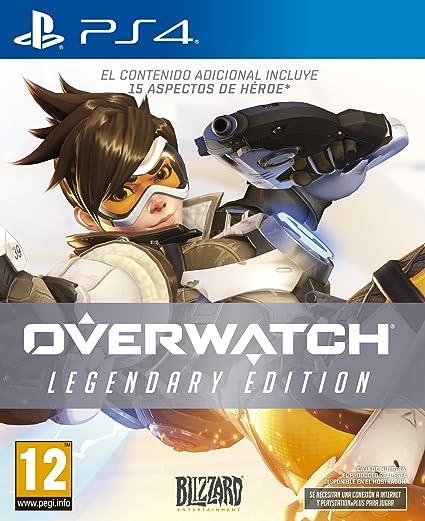 Overwatch Legendary: PlayStation 4: Amazon.es: Videojuegos