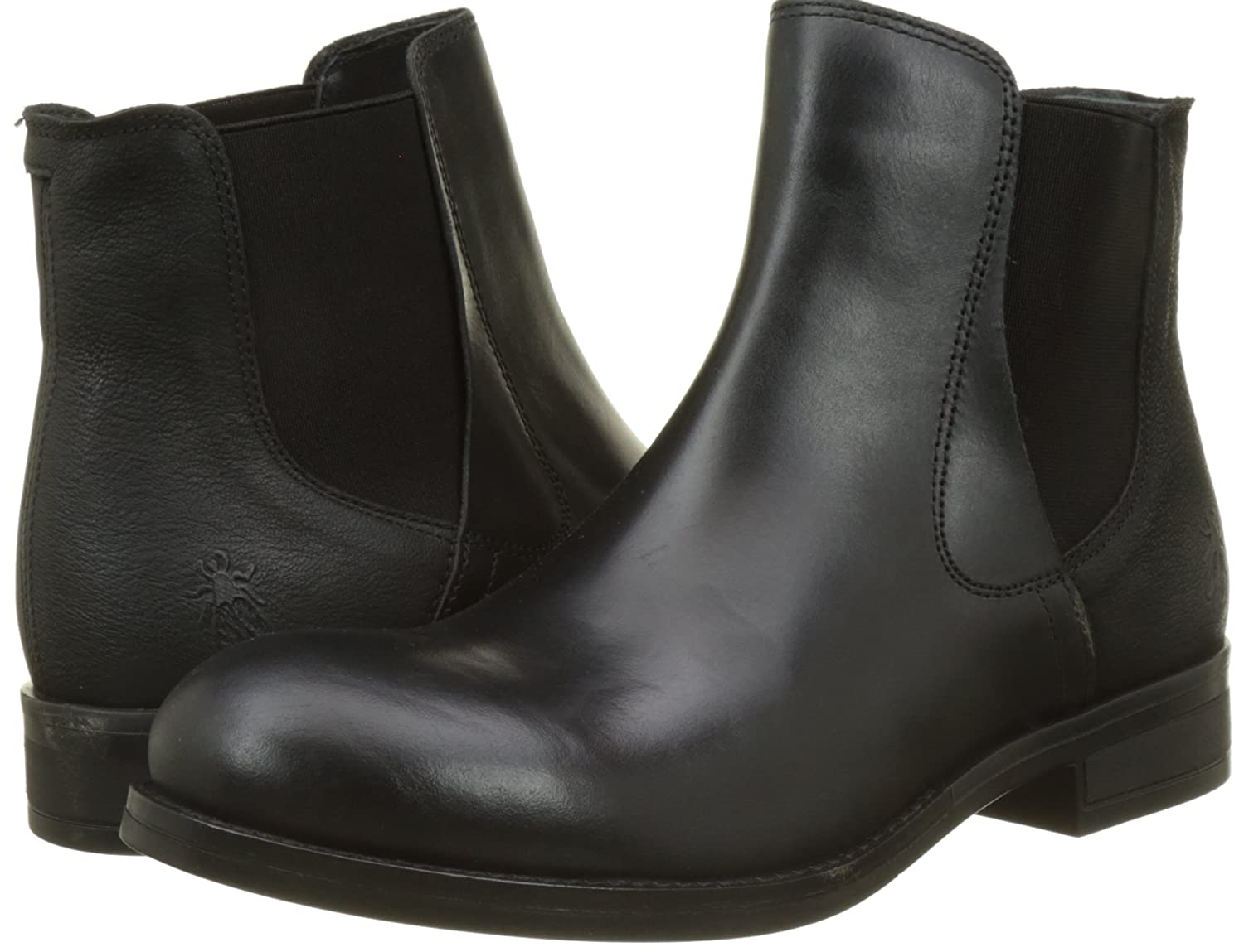 FLY London Women's Alls076fly M Chelsea Boot B06WWM3PQT 36 M Alls076fly EU (5.5-6 US)|Black Rug/Cupido b346e4
